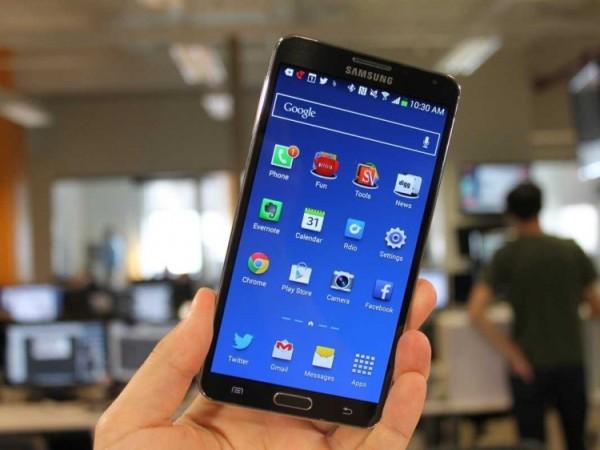 Дата выхода Samsung Galaxy Note 4