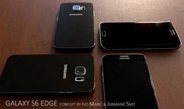 Видеоконцепт Samsung Galaxy S6 и S6 Edge выглядит фантастически