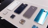 4 цвета корпуса Samsung Galaxy S6