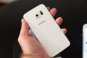 Задняя панель Samsung Galaxy S6 Edge
