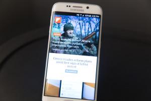 Фотография Samsung Galaxy S6 Edge