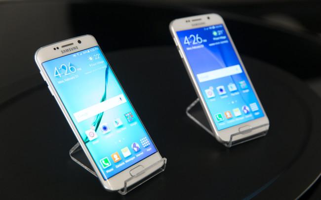 Первый обзор Samsung Galaxy S6 и Galaxy S6 Edge